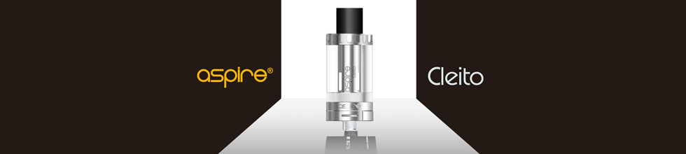 New Aspire Cleito Sub Ohm Tank