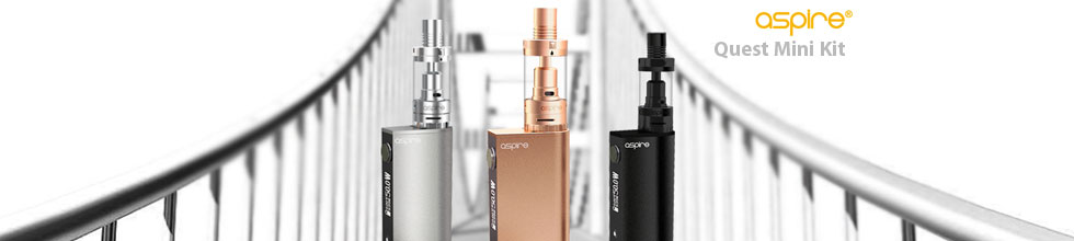 The new Aspire Quest Mini Kit