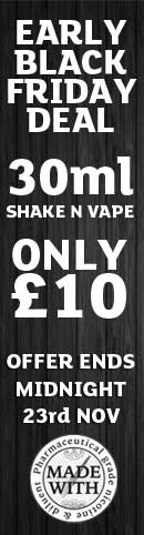 Grab 30ml for only £10