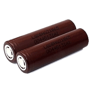 LG HG2 3000mAh Battery Pair