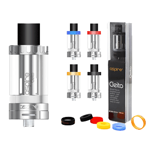 *NEW* Aspire Cleito Tank Kit